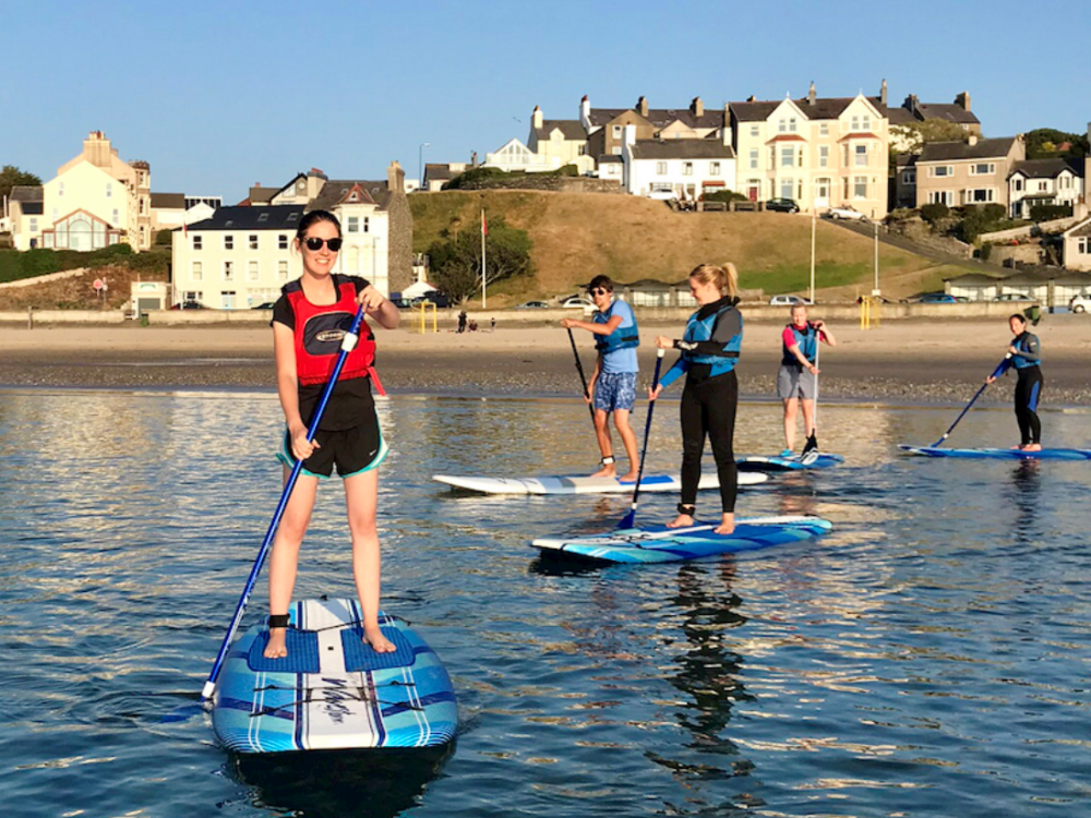 Spring into Summer - Stand Up Paddleboarding Sessions