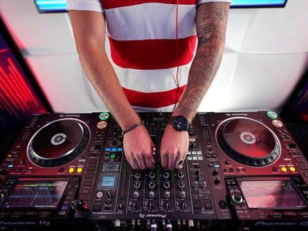 Hire of CPBS DJ equipment (per hour)