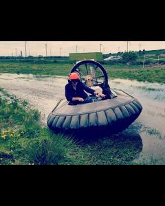 3KM Hovercraft Racing (Age 14+)