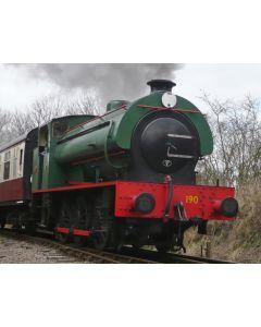 Steam & Diesel Operating