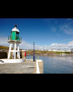 Port Erin on foot