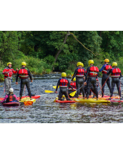 White Water SUP Boarding  Group Offer