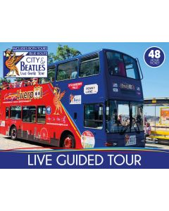 BLUE ROUTE - Live Guided City and Beatles Tour