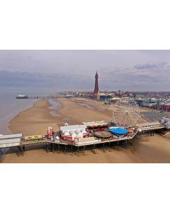 Blackpool 8th April 2021