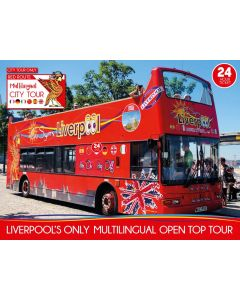 RED ROUTE - Live Guided and Multilingual City Tour