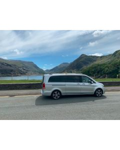Private Luxury Door to Door guided day out to North Wales (6 guests max)