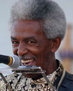 Sunday October 3rd 2021  7pm  L'il Jimmy Reed