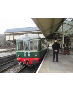 Heritage Railcar Open Seating