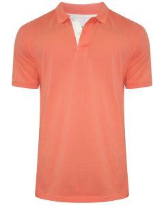 Nologo Peach Polo T-shirt