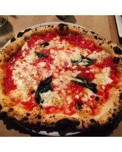New Barbique Pizza