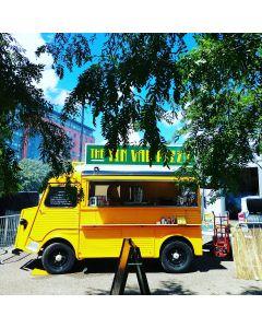 October Street Food Programme - Tin Van Pizza Company