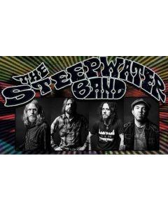 Sunday June 27th 2021 7:00pm  Steepwater Band + Rob Tognoni  RESCHEDULED.