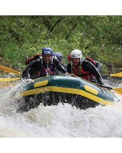 Whitewater Rafting Llangollen (individuals)