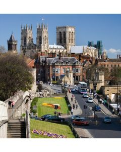 Apr Sat 3rd - York - Home of the world famous York Minster