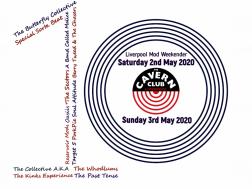 Mod Weekender 2020 Weekend Ticket
