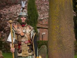 Roman Soldier Tour