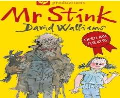 Heartbreak's adaptation of David Walliams' Mr Stink