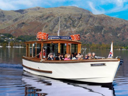 7 Day Unlimited Coniston Launch Travel