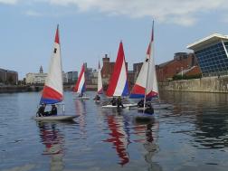 Adult Sailing Lesson