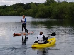 Launching your own equipment.  Kayak, Canoe, Sup.  NO DINGHIES