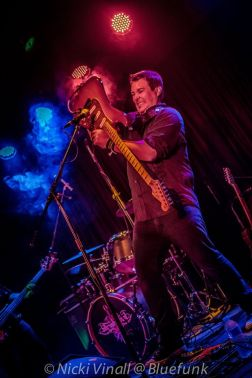 Sun 7.4.19  Bluefunk 'On the Road' Billy Walton Band at Night and Day Cafe, Manchester £12 booked £14 door.