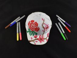 Design Your Own Cap: Workshop + World Rugby Museum Admission