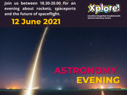 Astronomy Evening - Spaceports