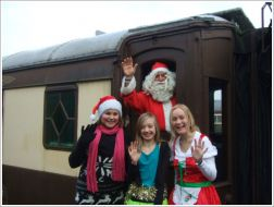 Steam With Santa