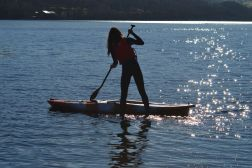 1 Hour SUP Hire - Stand Up Paddle Board Hire - Hope Lake