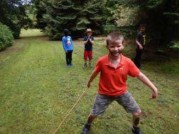 Explorer Challenge, Garden Ranger Event