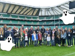 Halloween Family Ghost Tour and World Rugby Museum