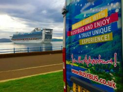 GREENOCK (GLASGOW) SHORE EXCURSION: Scotland Adventure - Sightseeing Day Trip Tour
