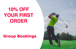 Group Booking Extra option