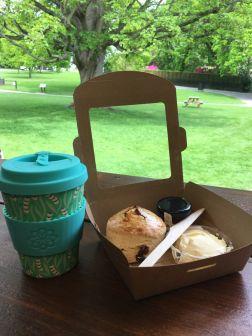 Horsebox Cream Tea + Admission for 2 people