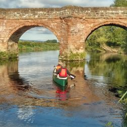 Canoe Trips Farndon Bridge to Sandy Lane Chester