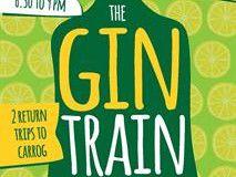 Gin Train - 22nd August 2020