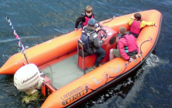 Power Boat Ride