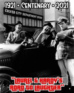 Laurel and Hardy's Road to Laughter