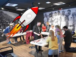 Space Explorers: Half-Term Arts and Crafts + World Rugby Museum Admission