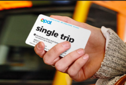 Single Ticket selection