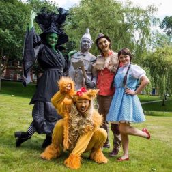 The Tales of Oz **Postponed Easter Activities**