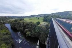 Aqueduct Cruise (C) - Froncysyllte to Llangollen