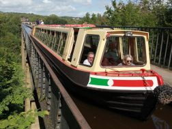 Aqueduct Cruise (A) - Llangollen to Froncysyllte