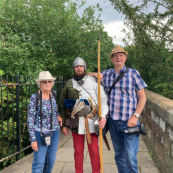 Chester Medieval Tours