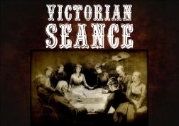 Victorian Seance evening (Halloween night)