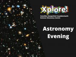 Astronomy Evening - Telescopes