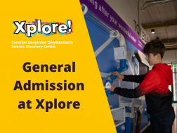 Xplore Science Discovery Centre Admission