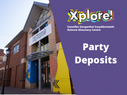 Party Deposits
