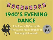 1940's Evening Dance Llangollen Town Hall