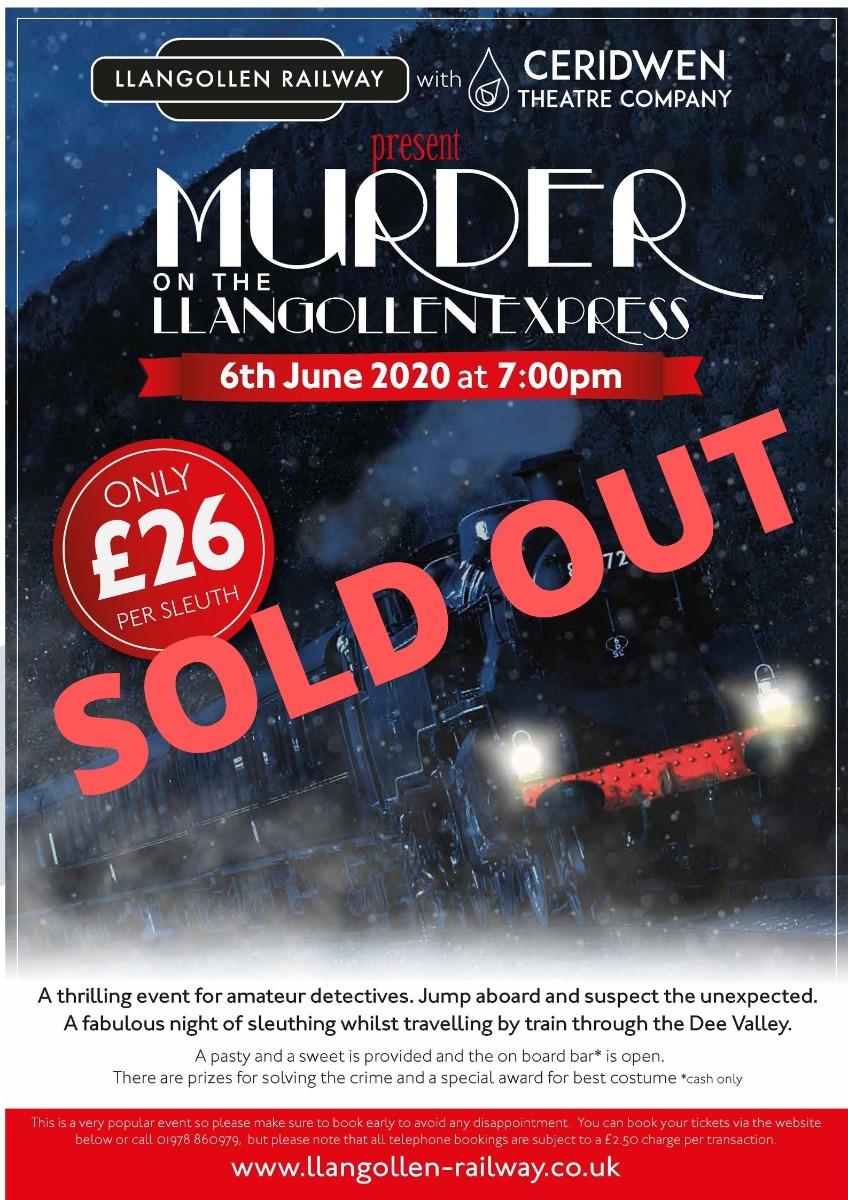 Murder Mystery - 6th June 2020